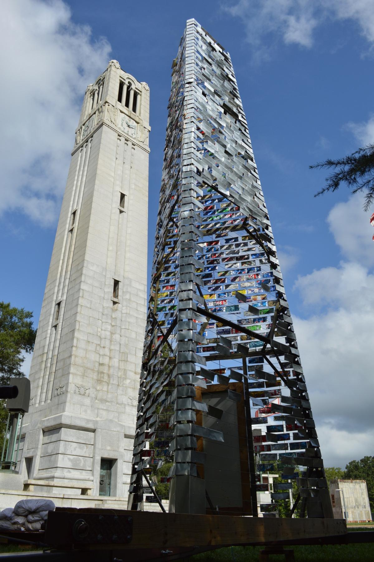 NEWS ADVISORY: Belltower Memorial on National Mall Memorial DayWeekend